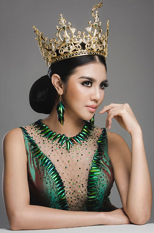 Ariska Putri Pertiwi - Miss Grand International