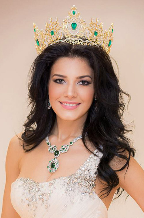 Janelee Chaparro - Miss Grand International