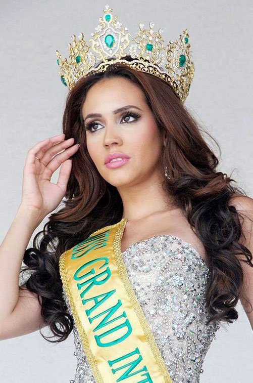 Lees Garcia - Miss Grand International